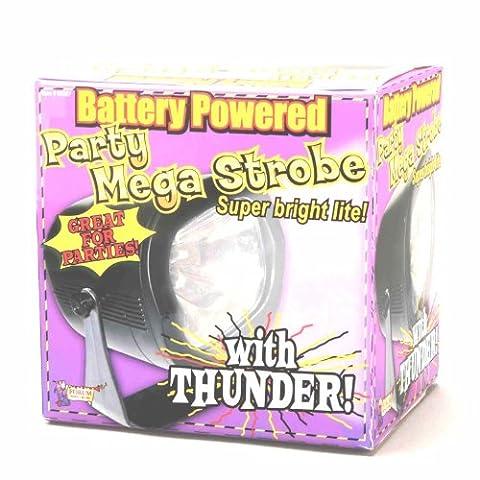 Mega Strobe with Thunder Standard