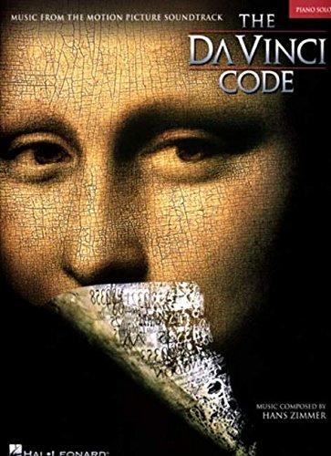 Hans Zimmer Music From The Da Vinci Code Pf (Da Vinci Hals)