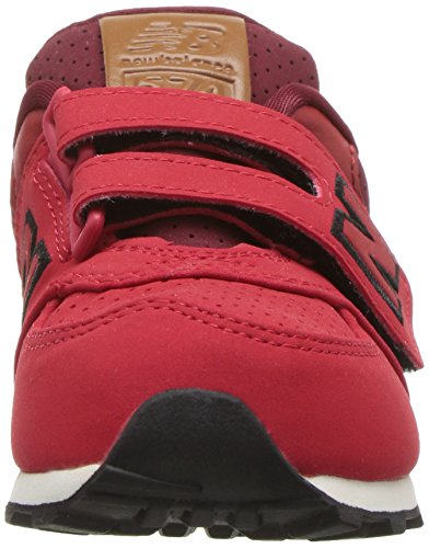 NEW BALANC_ZAPATILLAS_KV574YII red