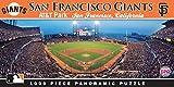 MasterPieces MLB Stadium Panoramic puzzle, pezzi