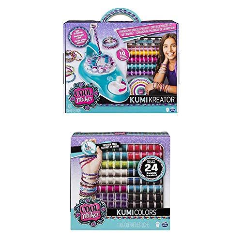 Cool Maker - 6038301 - Kumi Kreator 3