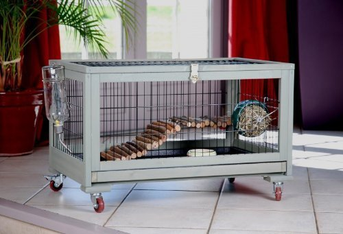 CAGE LAPIN INLAND 77X48 CM