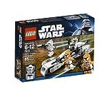 LEGO Star Wars Clone Trooper Battle Pack 85pc (S) Gebäude Konstruktion–Spiele (Multicolor, 6Jahr (S), 85PC (S), 12Jahre (S), 7cm, 15cm)