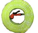 #7: Crown Garden Hose with Sprinkler & Adaptor -1/2 inch x 15 meter ( Yellow)