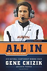 [ALL IN] by (Author)Chizik, Gene on Jul-01-11