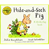 Hide-And-Seek Pig. Written by Julia Donaldson
