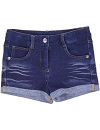 boboli 493051-Blue, Shorts para Niñas