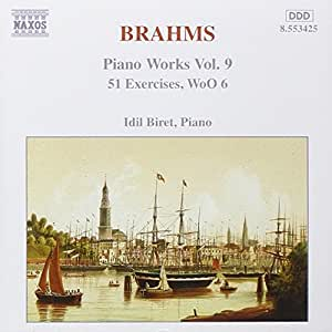 Piano Works Vol. 9 / 51 Exercises, WoO6