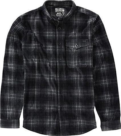 Billabong Furnace Flannel Ls Black S