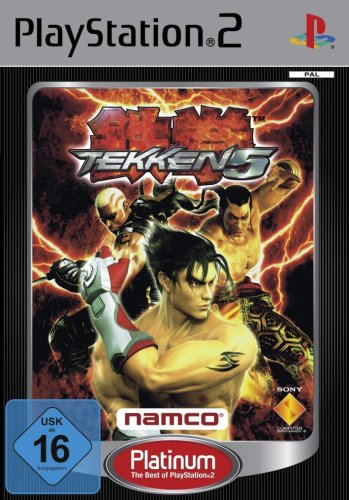 Tekken 5 [Software Pyramide] (Tekken 3 Ps2)