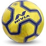 Nivia Volcano 3D Machine Stitched Football, Size 3
