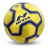 #4: Nivia 3D Volcano Machine Stitched Football Size-3