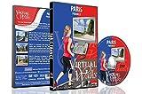 Virtuelle Spaziergänge – Paris, Frankreich – Für Indoor Walking, Laufband und Fahrrad Workouts