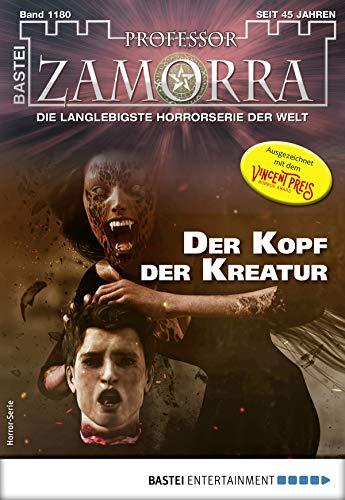 Professor Zamorra 1180 Horror-Serie: