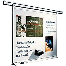 Legamaster 7–640255Whiteboard Professional para legaline, 150x 90cm