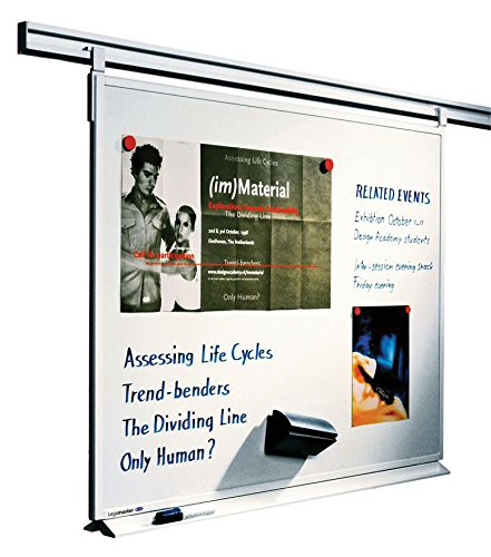 Preisvergleich Produktbild Legamaster 7-640254 Whiteboard Professional für Legaline, 120 x 90 cm (FSC zertifiziert)