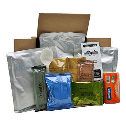 Army Ration Pack...