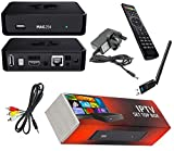 51IoSuIh0TL. SL160  - BEST BUY #1 MAG 254 Original IPTV SET TOP BOX Superview® Multimedia Player Internet + WIFI Dongle + UK Power supply Reviews and price compare uk