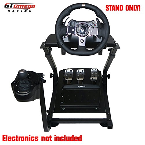 Gt Omega Steering Wheel Stand Suitable For Logitech Driving Force