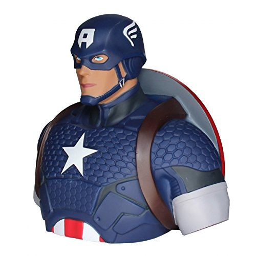 Semic Distribution DC Tirelire Captain America, BBSM003