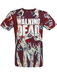 The Walking Dead Walkers Hand T-shirt multicolore