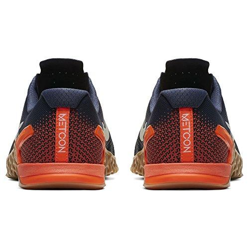 Nike Metcon 4, Scape per Sport Outdoor Uomo 401 Thunder Blu/White/Black