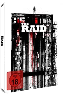 The Raid Steelbook (+ Bonus DVD) [Blu-ray]