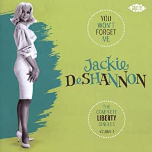 You Won't Forget Me: The Complete Liberty Singles Volume 1