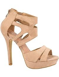 Talons hauts plateforme Chaussures Femmes Escarpins