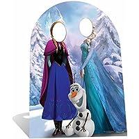 Disney Frozen - Cartonato di Frozen a 2 vani, per foto creative, per bambini