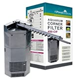 450L/H Aquarium Interne Aquarium Ecke Filter Pumpe Alle Pond Lösungen 450-CIF