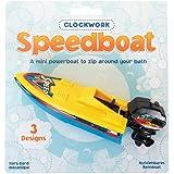 Tobar Clockwork Speedboat