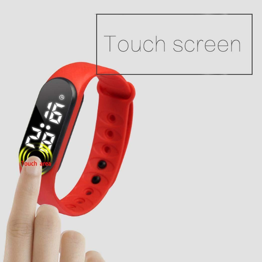 Biuday Iloits Waterproof Smart Bracelet Tracking Heart Rate Pedometer Sports Fitness Wristband Smartwatches