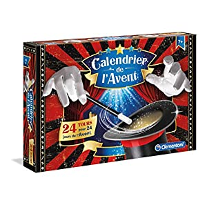 Clementoni 52333 Advent Calendar Magic