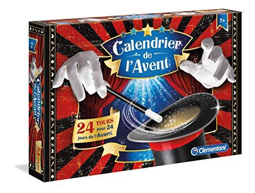 Clementoni Calendrier de L'Avent – Magie- 52333