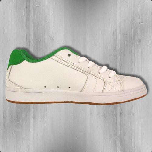 DC Shoes Kinderschuhe Youth Net white gum - bitte Maße beachten! White Gum