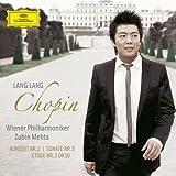 Concerto n°2 ; Sonate n° 3 ; Etude n° 3 / Frédéric Chopin | Chopin, Frédéric (1810-1849)