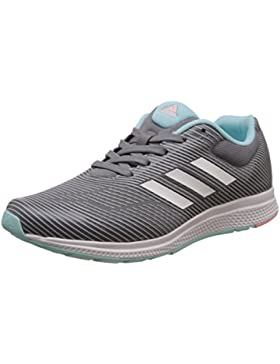 Adidas Mana Bounce 2J Sneaker deportepara Kinder, grau–(grpumg/Ftwbla/suabri),-5