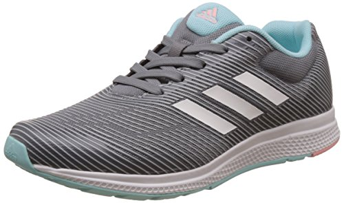 adidas Performance , Chaussures de course pour fille mgh solid grey/ftwr white/still breeze f12