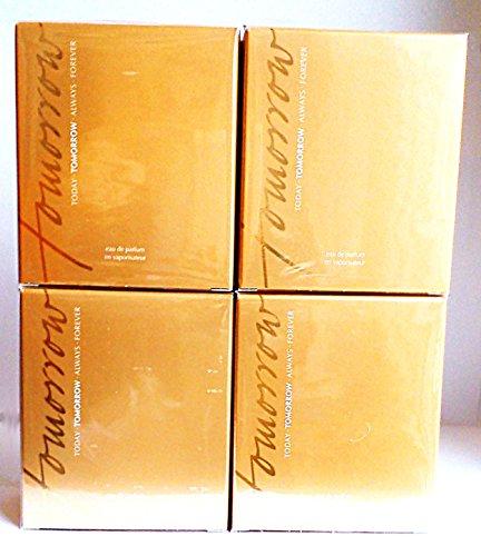 4 x Avon Tomorrow Eau de Parfum für Damen 50 ml (4 Stück)