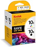 Kodak Original No 10 Combi Black/Colour Ink Cartridge Pack
