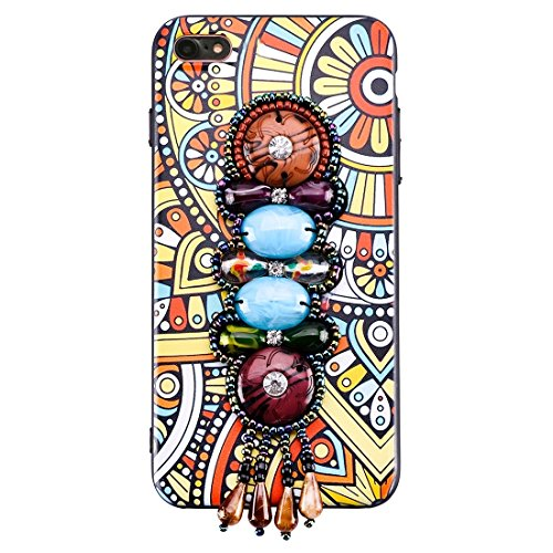 Wkae Retro Ethnischer Art-schützender rückseitiger Abdeckungs-Fall für iPhone 6 Plus u. 6s Plus ( SKU : Ip6p6676e ) Ip6p6676j