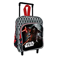 Star Wars AS008 License Children's Backpack, 44 cm, Multicolor
