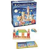 Smart Games - Camelot, juego de ingenio de madera con retos progresivos (SG011)
