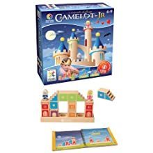 Smart Games Camelot Jr. Puzzle Game