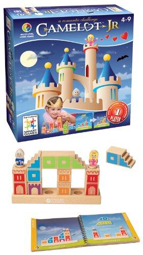 smart-games-camelot-juego-de-ingenio-de-madera-con-retos-progresivos-sg011