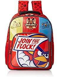 Angry Birds Red Children's Backpack (Age group :3-5 yrs)