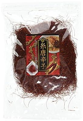 JFC Aioi Ito Togarashi Shredded Chilli Pepper Red 100 g