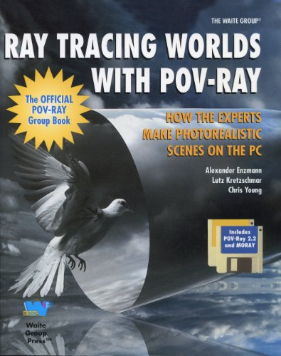 Ray Tracing Worlds with POV-Ray