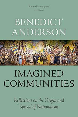a review of andersons book imagined communities Imagined communities by benedict anderson, 9781844670864, available at book depository with free delivery worldwide.